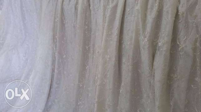 Two Layer Curtain