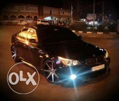 Bmw 530i sport package look m5
