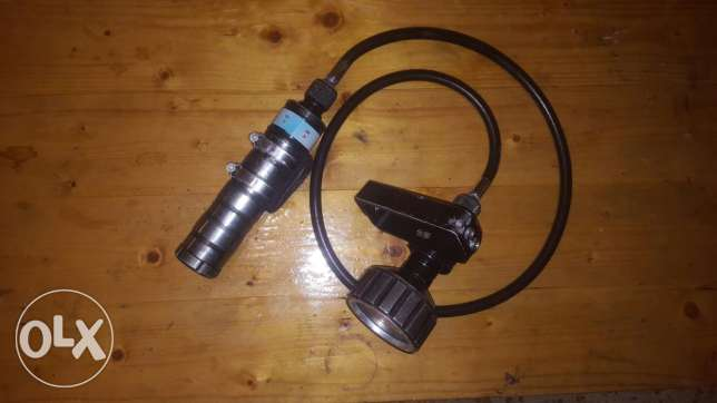 Diving Light for SCUBA And Fishing ضوء للغطس والصيد
