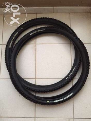 Bycicle tires