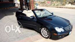 mercedes clk 2007 super jdide