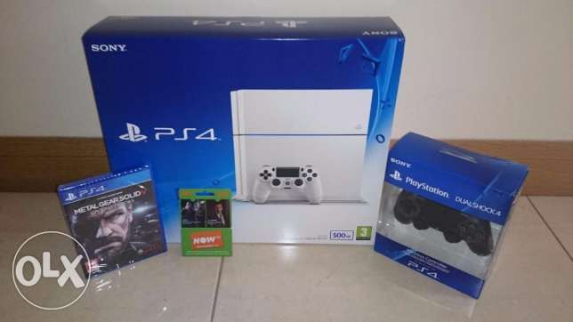 For Sale PS4 1TB