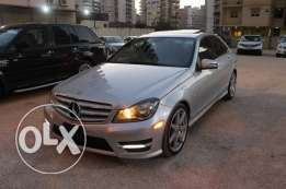 C 250 silver model2012 full options rear camera ajnabi