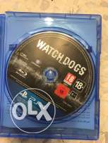 PS4-Watch Dogs For trade or sale
