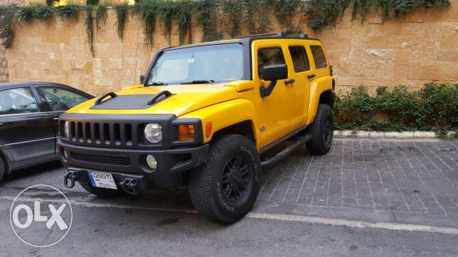 Yellow H3 for sale