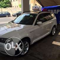 BMW X3 3.0 SI sport package model 2007