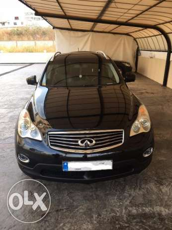 Infiniti Ex35 - 2008 - Excellent condition - Low mileage سن الفيل -  1