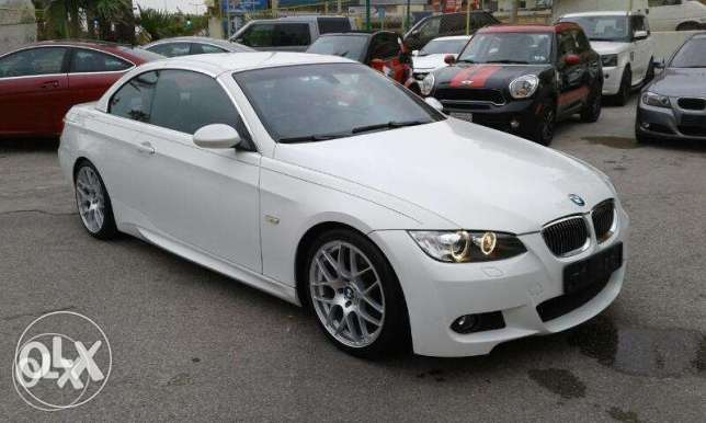Bmw 335 cabriolet full M package 2009