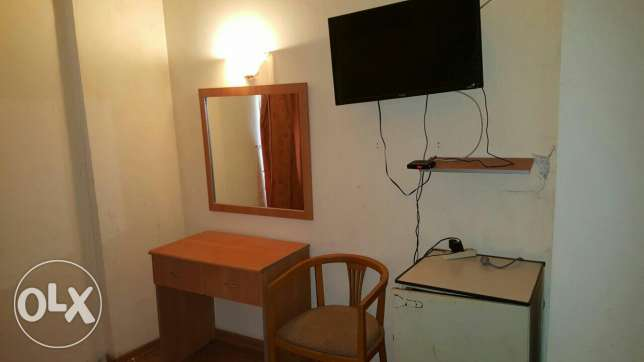 Furnished studio for rent in Broumana