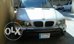 Bmw x5 very clean
