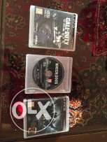 All for $20- Ps3 Cd