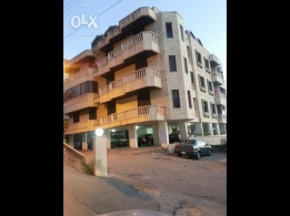 Fully Furnished apartment with terrace for rent in Bikfaya