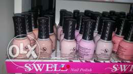Swell nail polish fall colors available