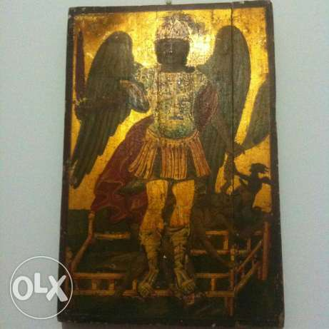 Icon Saint Michael :Greek