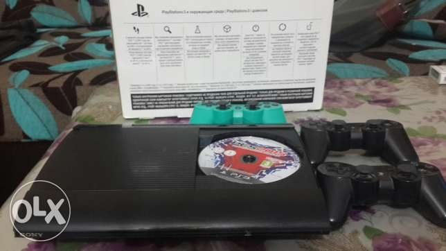 Sony ps 3 super 500G