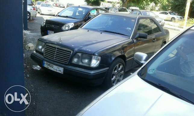 Benz 300 ce 6 cylender 1991 full غدير -  2
