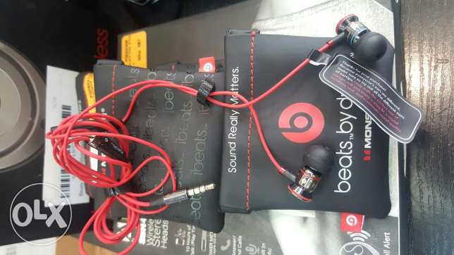 Monster HEADPHONES Beats راس  بيروت -  3