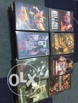 WWE DVD events