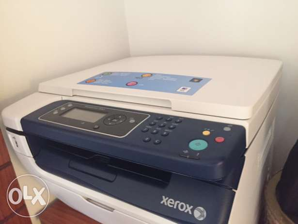 xerox printer very good condition مصيطبة -  1