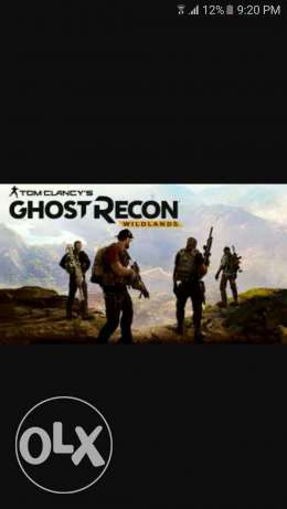 Buying Ghost Recon for ps4