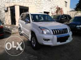 Toyota prado 2008 full option clean carfax 4x4