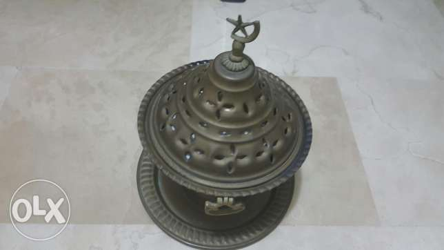 Antique mabekhra