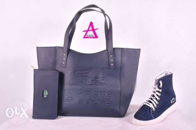 bag shoes and wallet فؤاد شهاب -  6