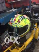 agv helmet 46 limited edition
