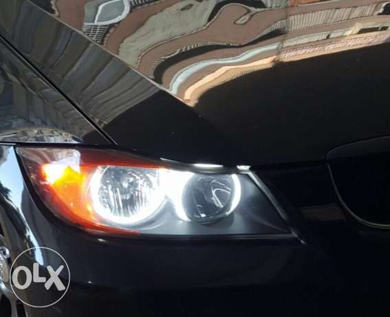 bmw light+rings فردان -  2