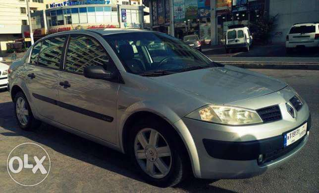 Renault Megane-2 for Sale الحدادين -  2