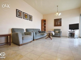 135 SQM Furnished Apartment for Rent in Beirut, Rawche AP4335