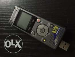 Olympus digital voice recorder ws-812 for music and conference meeting