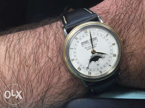 Original Blancpain watch