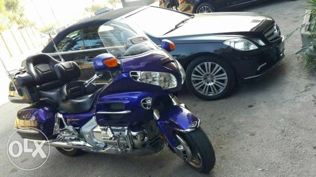Goldwing for sale بعبدا -  4