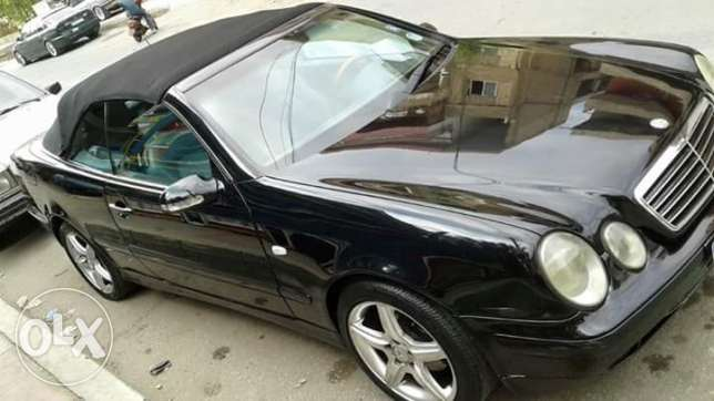 Clk 320 kashef for sale aw trade البداوي -  1