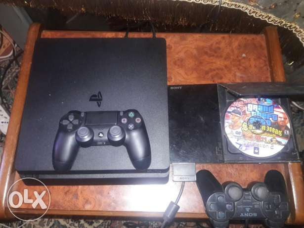Playstation 4 & playstation2