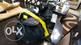 Nikon d3200 with battery grip
