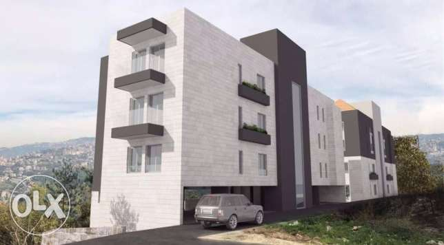 Apartment for sale in Mazraat Yachouh , 8000$ DOWN PAYMENT
