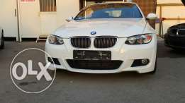 BMW 335 look M 2009 cabriolet full options ajnabieh