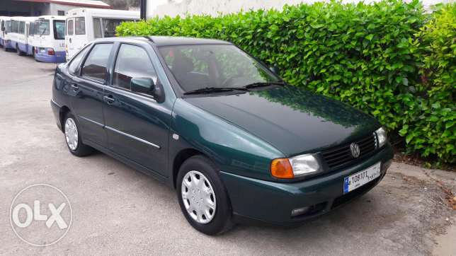 polo 1998 full vitss راس النبع -  1
