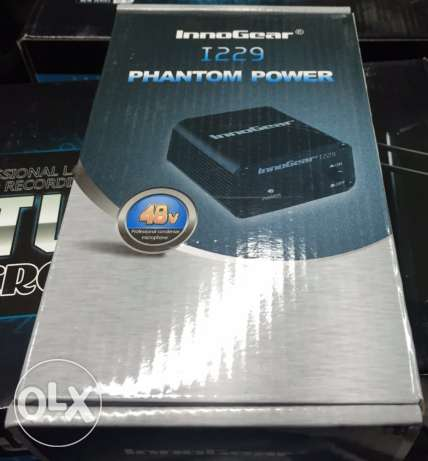 Innogear i229 phantom power brand new
