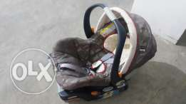 Set Pousset&car seat chicco in good conditions