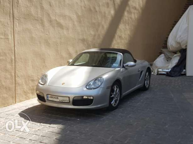 Boxster manual 1 owner