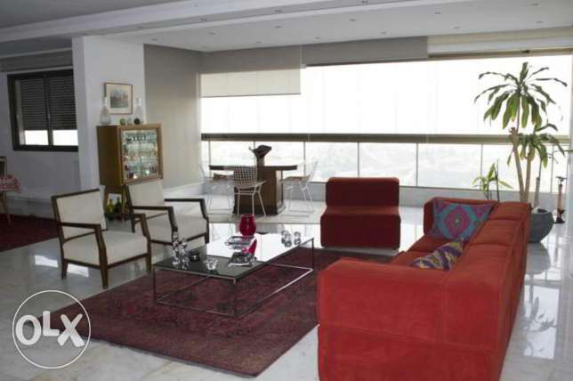 Furnished apartment in Loueizeh