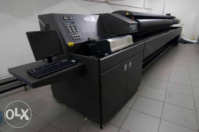 Large printer for sale فرن الشباك -  2