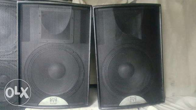 Speakers martin audio