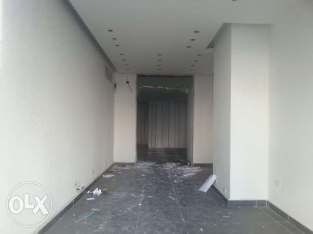 Shop for RENT Hamra - 50 SQM