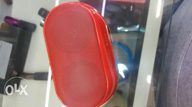 Speaker radio bluetooth and card