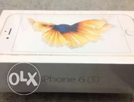 iPhone 6s 128 GB still in box