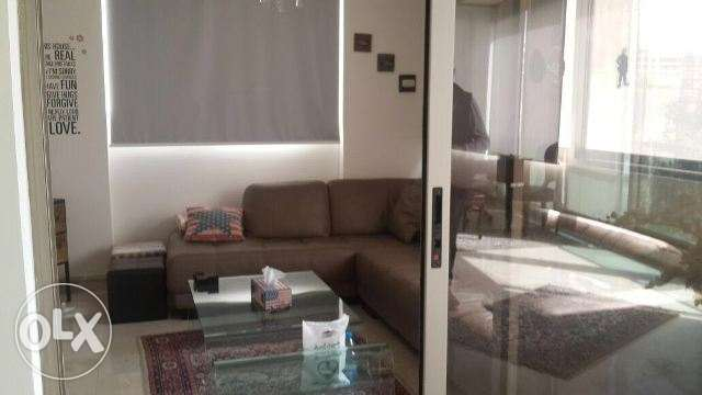 New fully furnished apartment for rent near verdun beirut